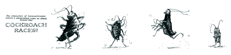cockroachraces