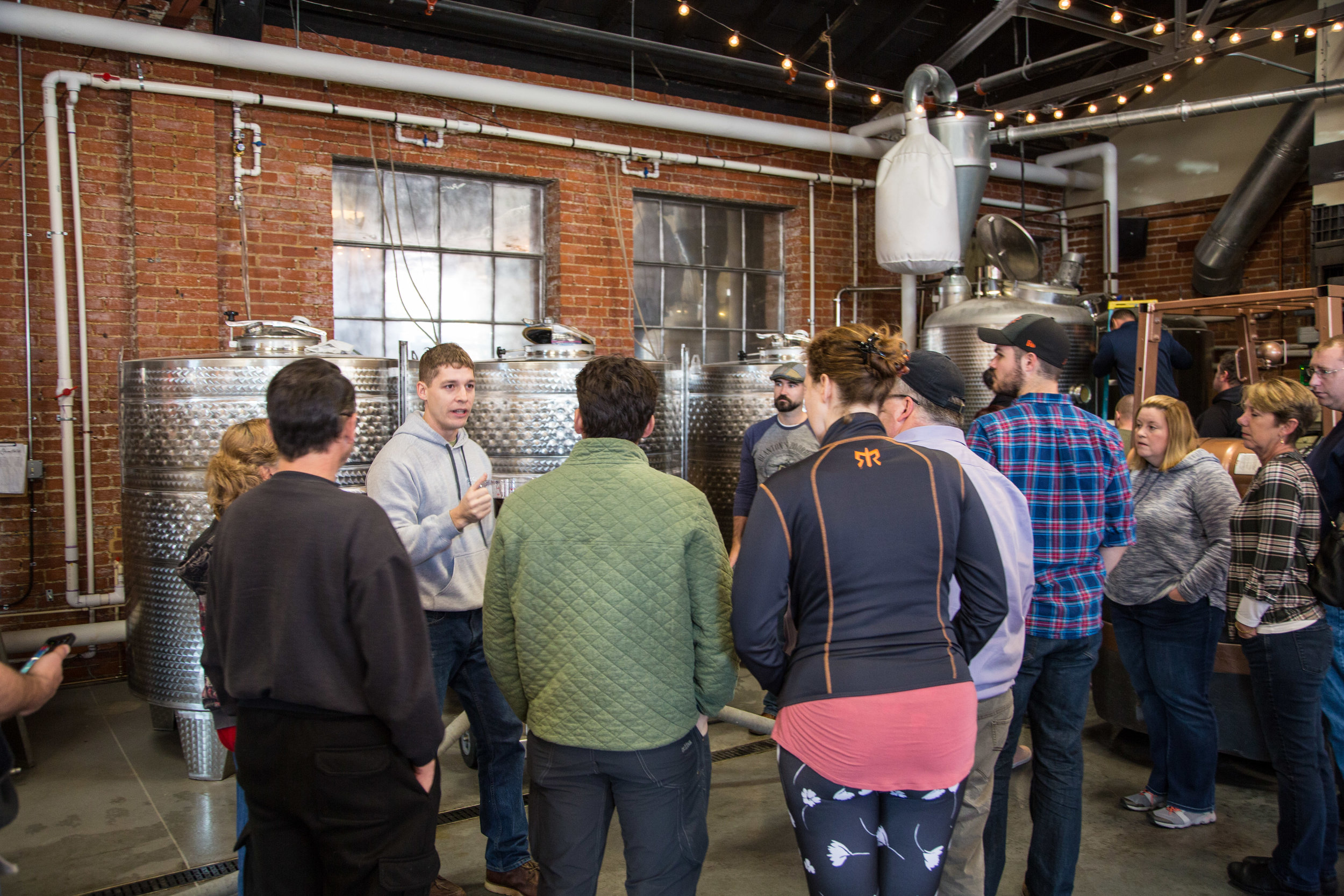 Get hands on distilling experience with the head distillers at McClintock Distilling