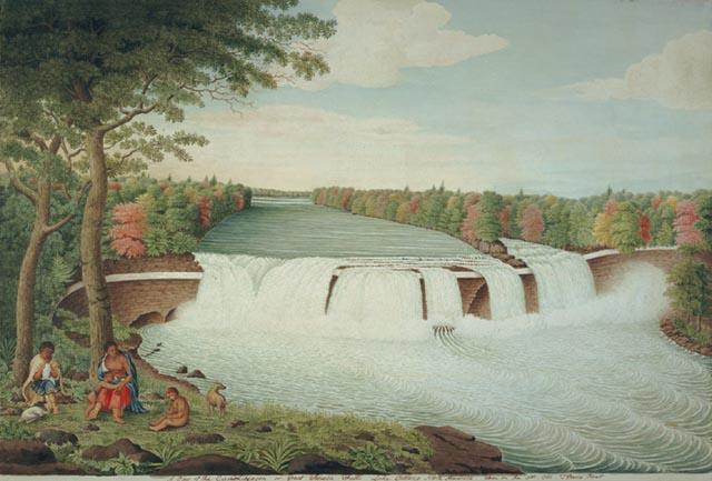 A_View_of_the_Casconchiagon_or_Great_Seneca_Falls_-_Thomas_Davies.jpg