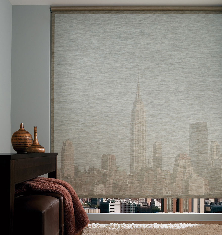 Custom Commercial Shades for Offices, Resturants