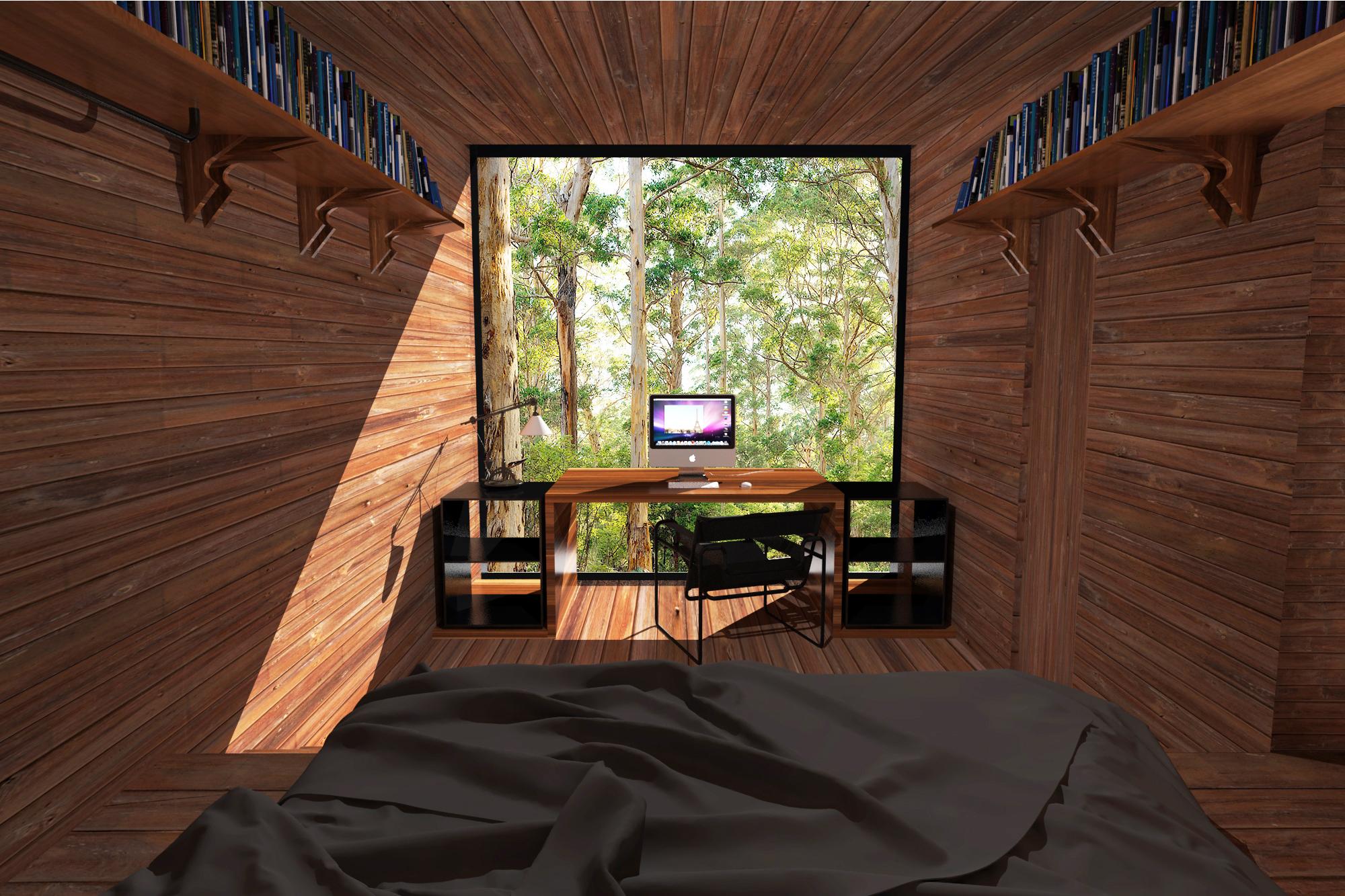 Moloughney Designs- Writers Retreat Interior 01.jpg