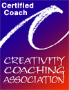 Certified Creativity Coach since 2015