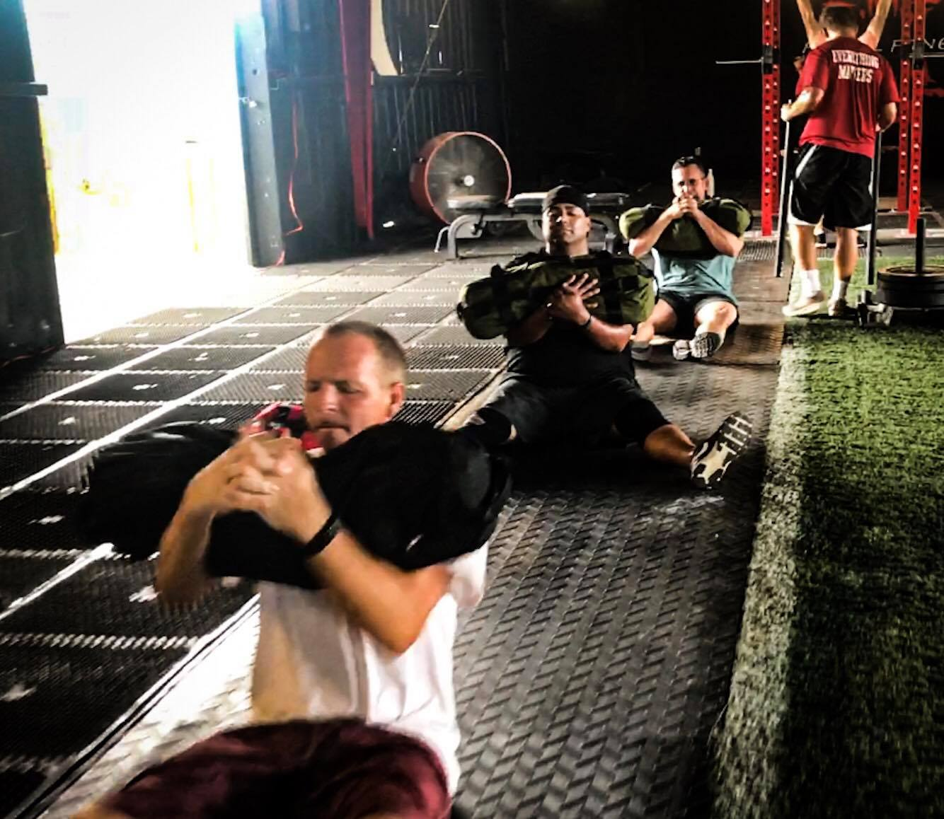 About — Primal Fitness