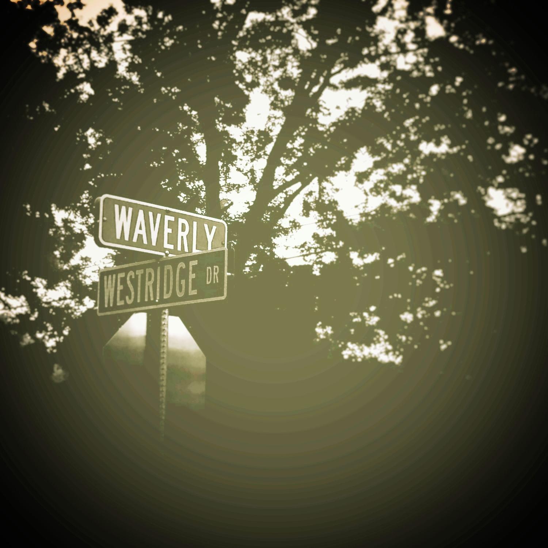 Corner of Waverly Drive in Collinsville, IL.