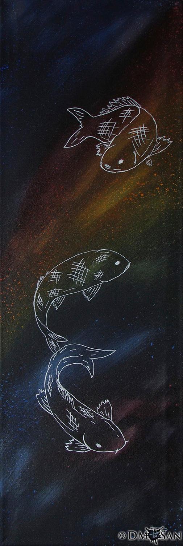 Cosmic Koi