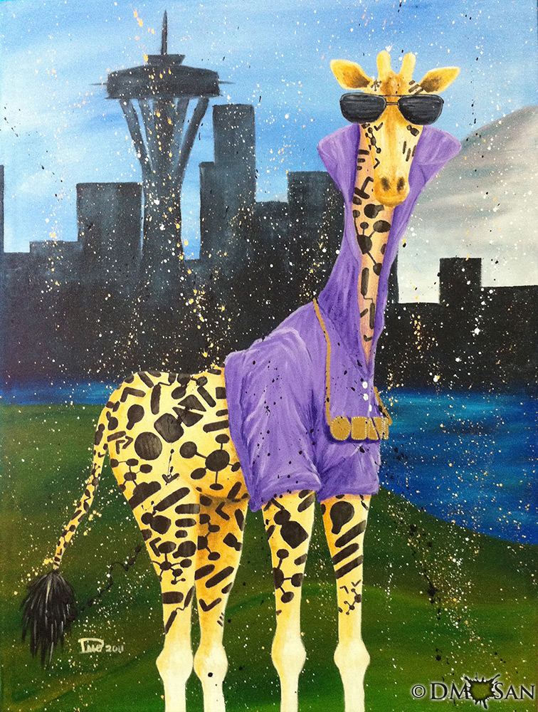 OmniGiraffe