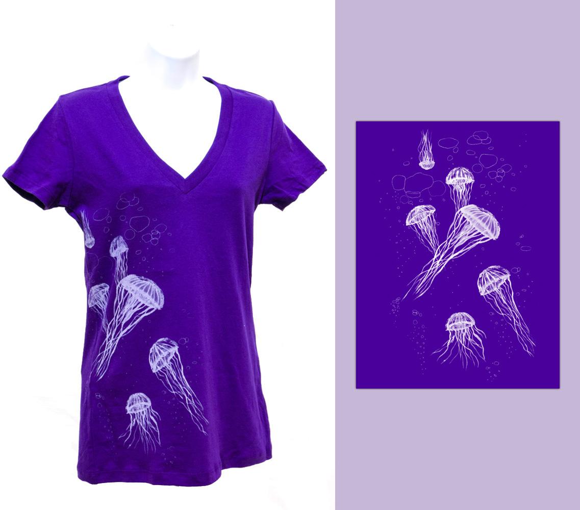 Jellyfish Womens