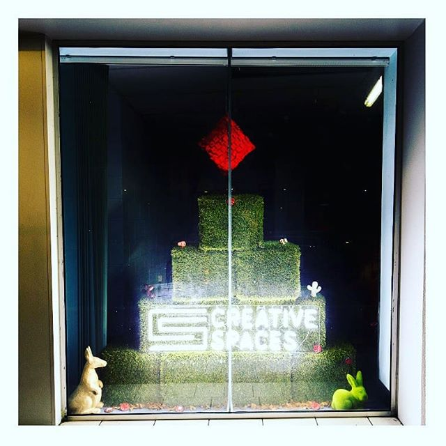 Christmas Window Competition. Entry #7 Nicole Voevodin-Cash If you love it, let us know. To go into the draw to win a $200 C-Square voucher, like it and tag a friend. T&Cs are on our post uploaded on 7th December. #christmasatcsquare