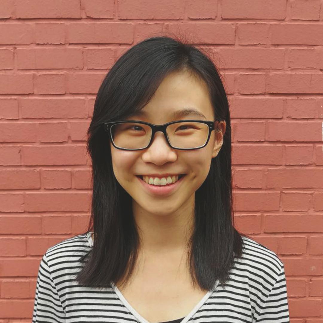 """<h3><font color=""""white"""">Joanne Lin<br>动态设计师</font></h3>"""