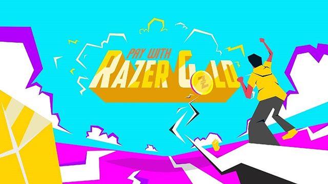 Our second round of @razer zGold styleframes exploration made by @_cobrador 💯
