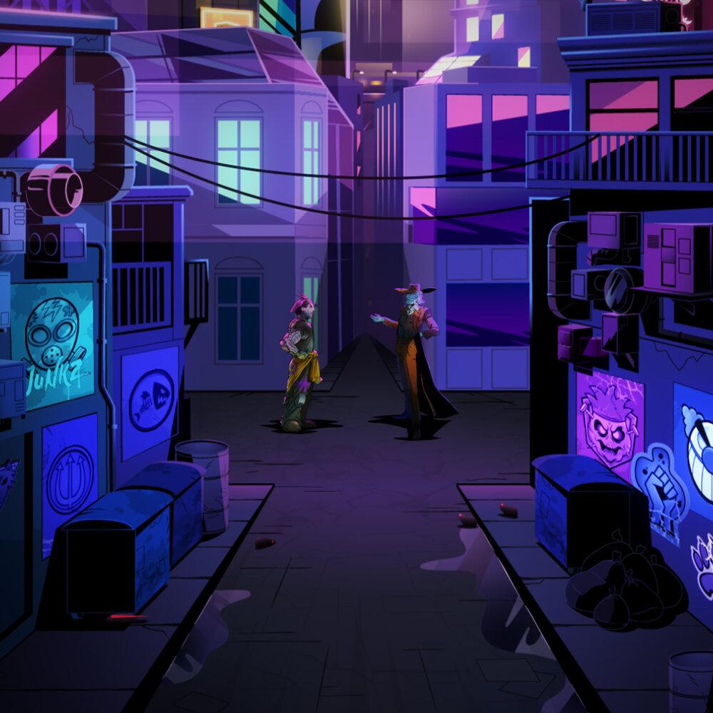 Urban Rivals Trailer  Acute Games