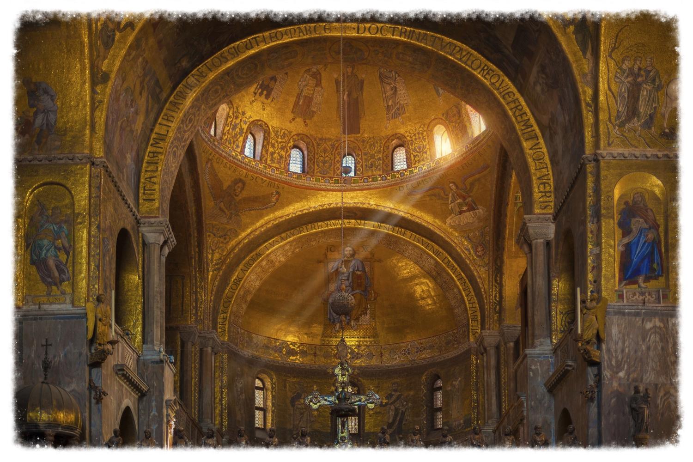 Basilica di San Marco, Venezia, Italy