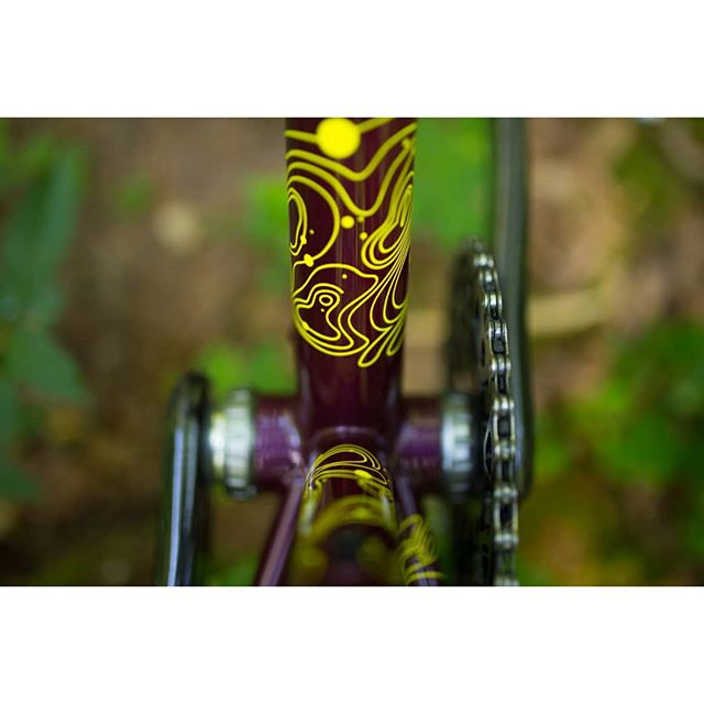 Details ! . . #Teliaveli #columbustubing #handmade #topography #lightbro