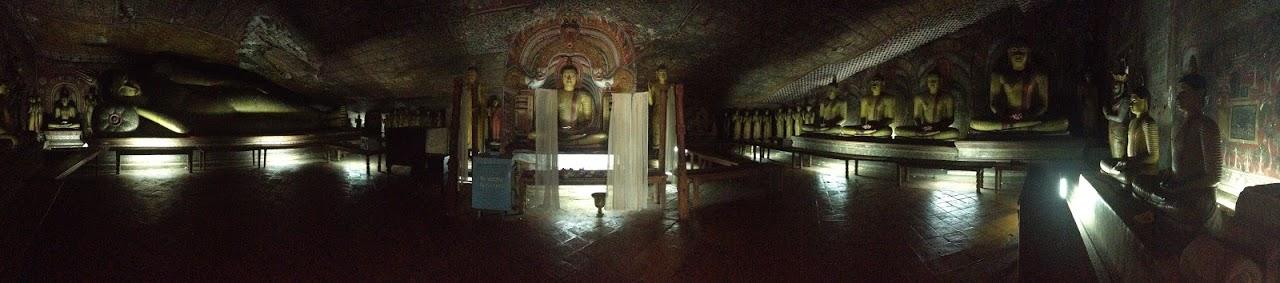 dambulla buddha temple