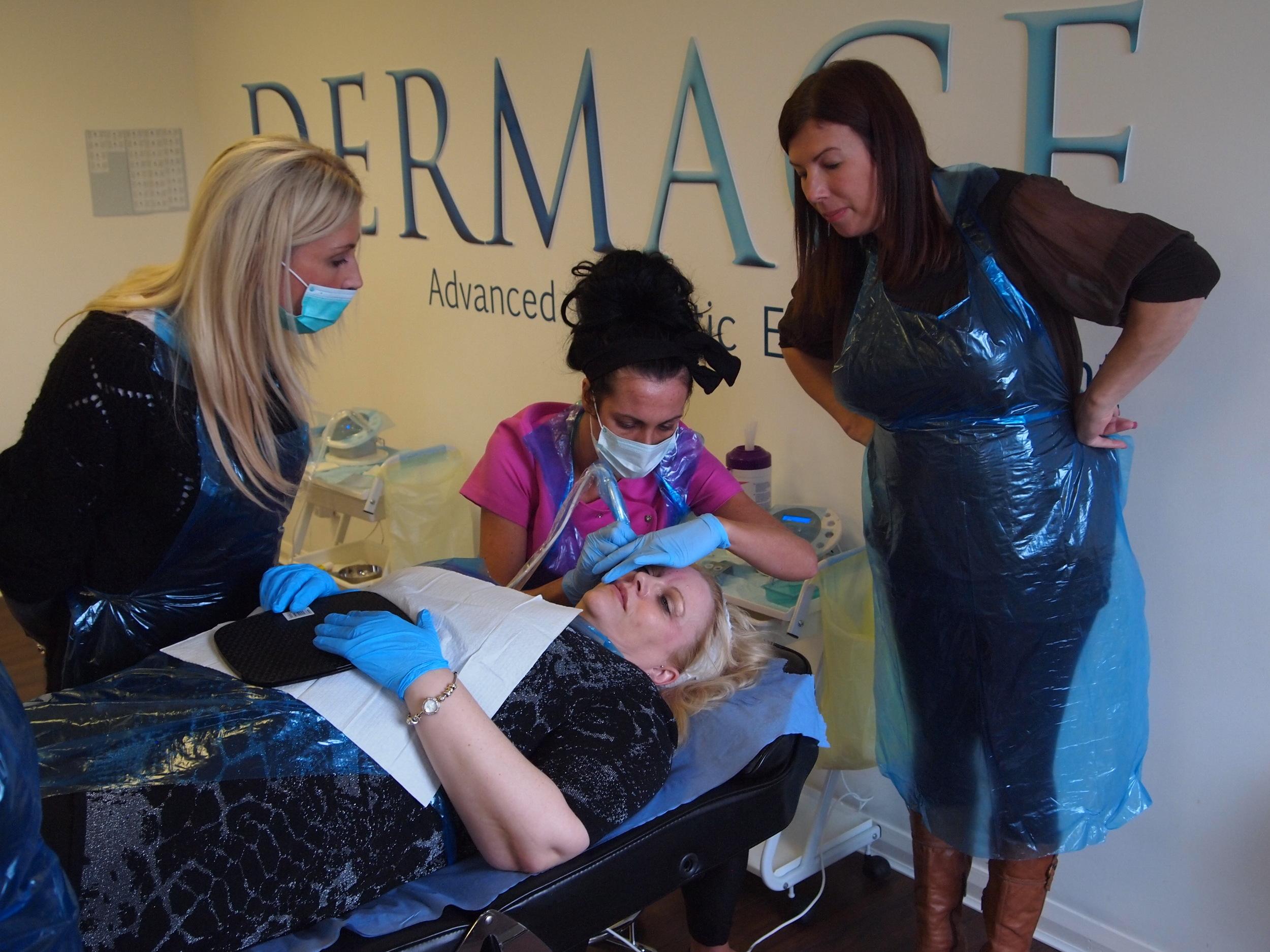 dermace advanced lip course