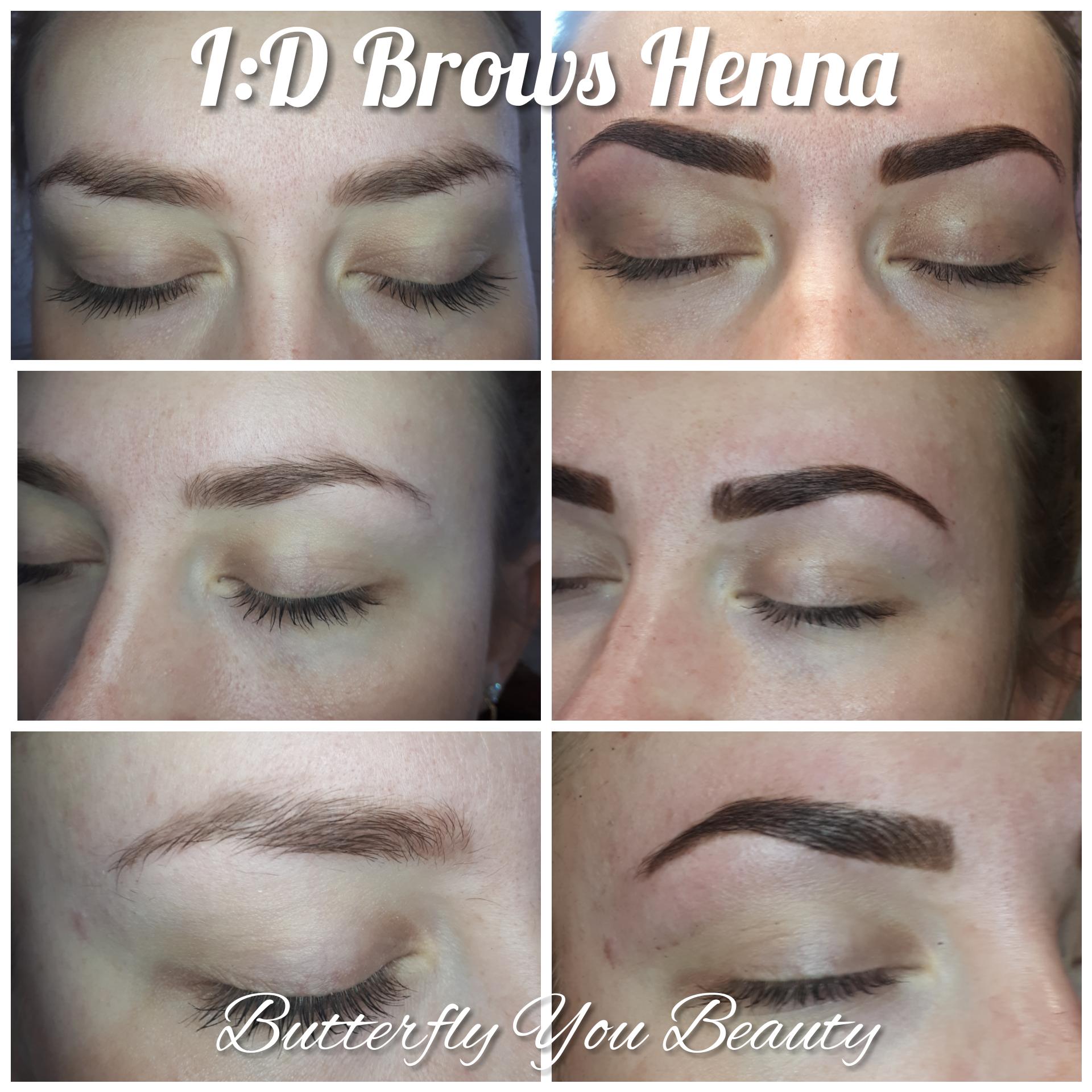 Henna Tattoo Eyebrow Course: Semi Permanent Makeup And