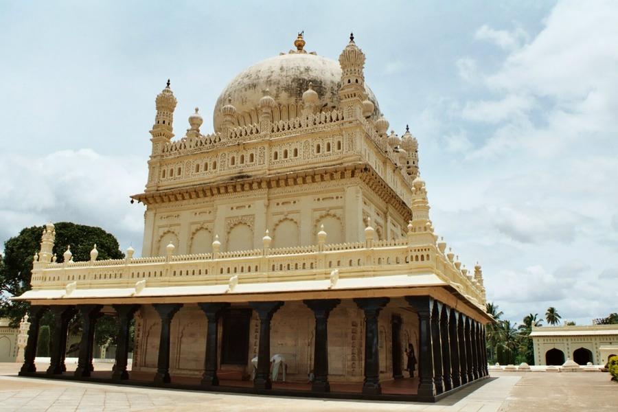 Mausoleum of Tipu Sultan