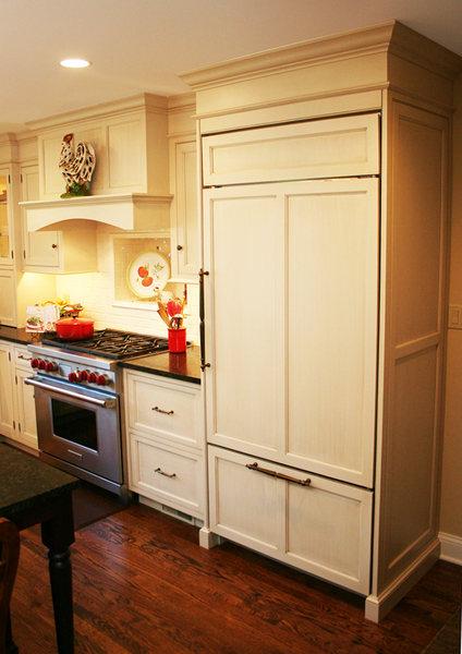 Built in refridgerator Custom Cabinets Penninton Kitchen optimized.jpg