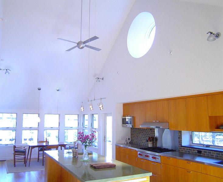 Modern Pennington Kitchen Vaulted Ceilings optimized.jpg
