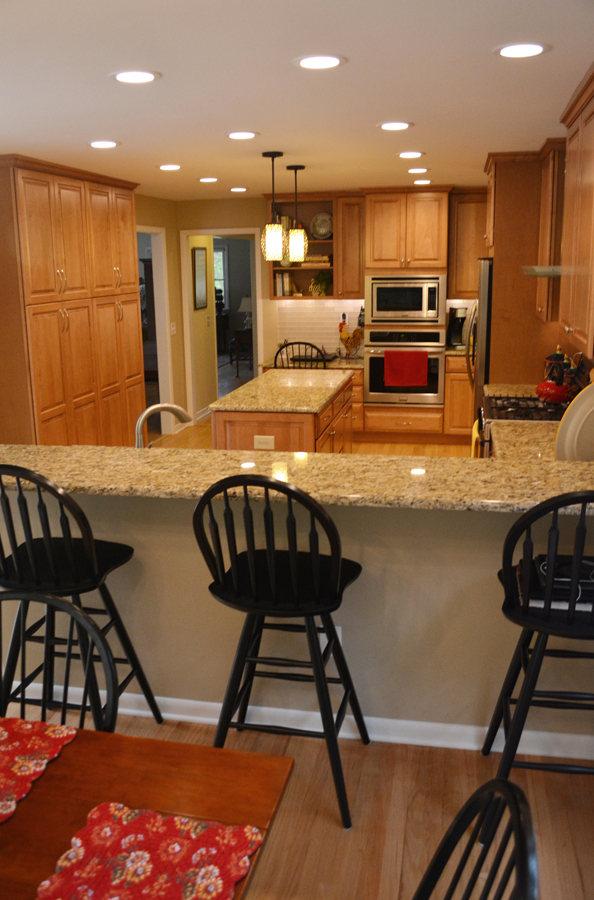 Recessed Lighting Princeton Kitchen optimized.jpg
