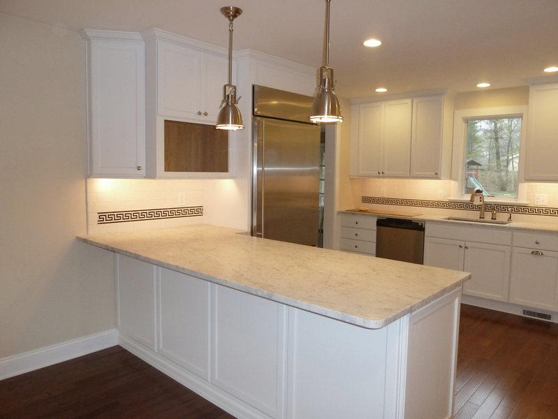 Hopewell Kitchen Renovation White Stainless Wood Flooring.jpg
