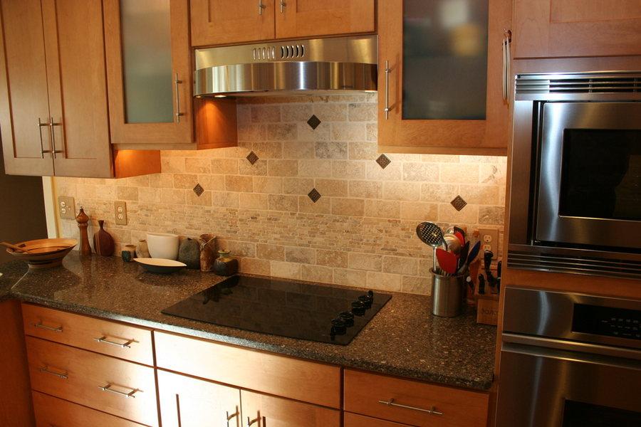 Transitional Kitchen Renovation Granite Countertops Tile Backsplash.jpg