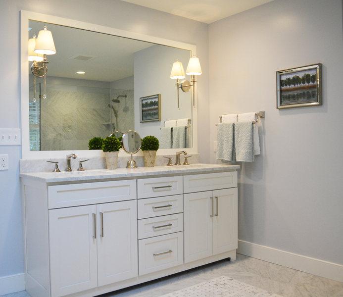 Pennington Master Bath Renovation Polished Nickel Fixtures optimized.jpg