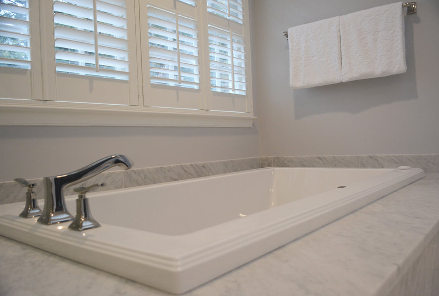 Pennington NJ Bathroom Renovation Carrara Marble optimized.jpg