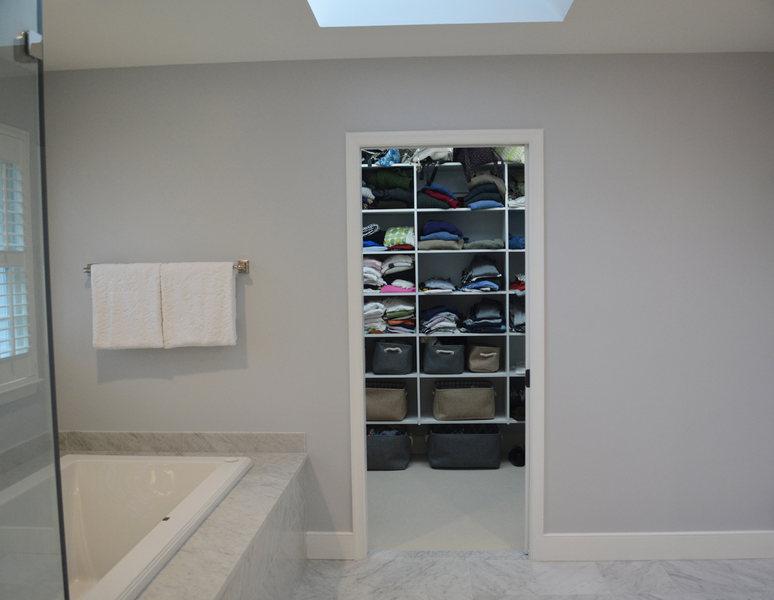 Pennington NJ Master Bath Remodel Walk in Closet optimized.jpg