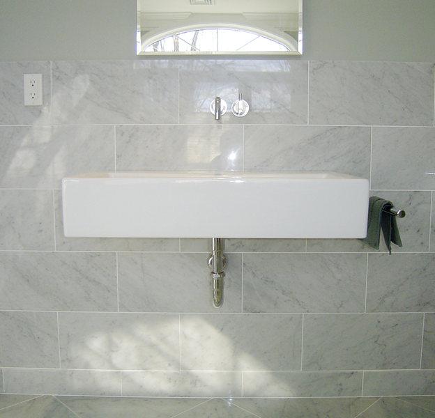Floating Modern Sink Large Gray Tile Hopewell NJ Bathroom Renovation optimized.jpg