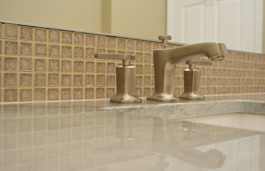 Princeton Bathroom Renovation White Vanity Mosaic Tile Backsplash optimized.jpg