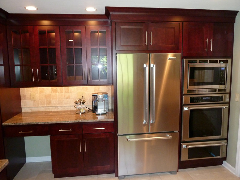 A&E Construction Kitchen Remodel Stainless Applicances.jpg