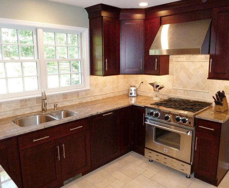 A&E Construction Kitchen Renovation Dark Cabinets Tile Backsplash optimized.jpg