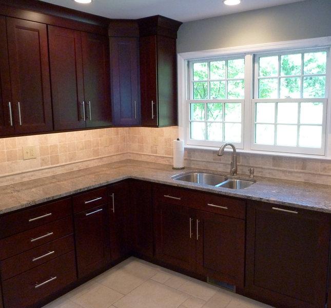 A&E Construction Tile Flooring Dark Wood Cabinets optimized.jpg