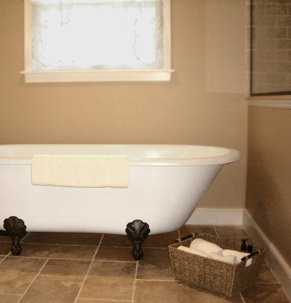 A&E Construction Master Bath Remodel Tile Floors Clawfoot Tub.jpg