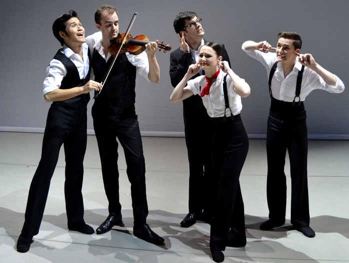"August 2014 -   Tour blog performing  Johan Kobborg's ""Les Lutins"" with the  Royal New Zealand Ballet"
