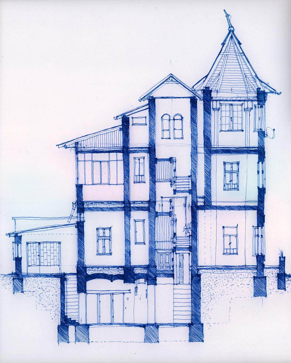 Sketch by Gergely Barcza