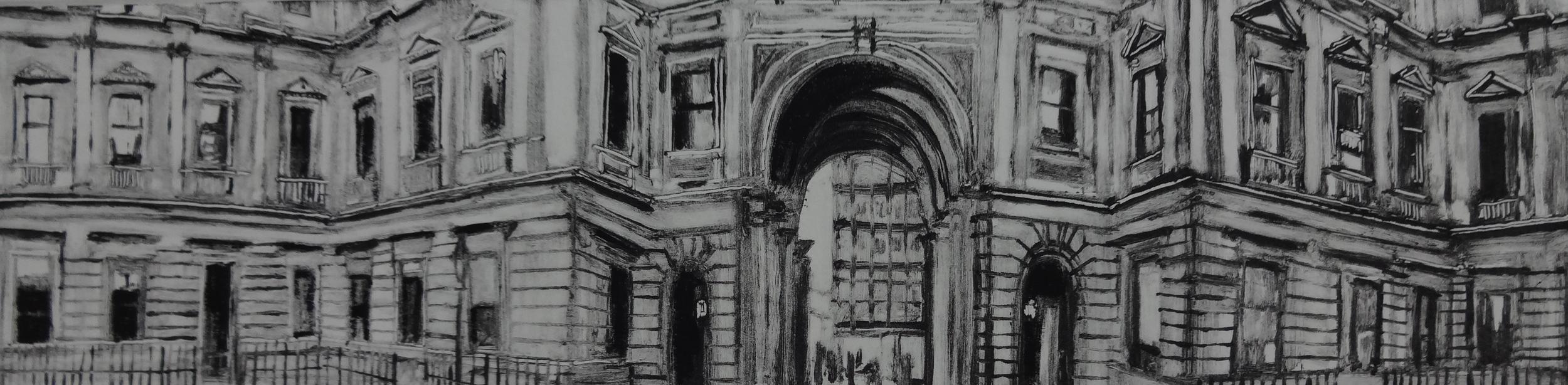 Monotype RA Courtyard 7.5 x 29.5 cm.JPG