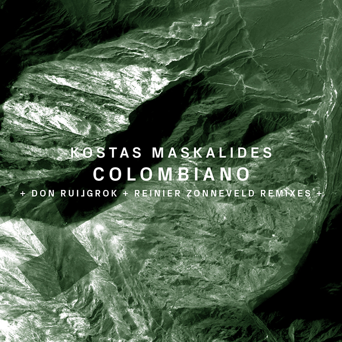 27.04.2015 - Kostas Maskalides - Colombiano (+Don Ruijgrok, Reinier Zonneveld Remixes)