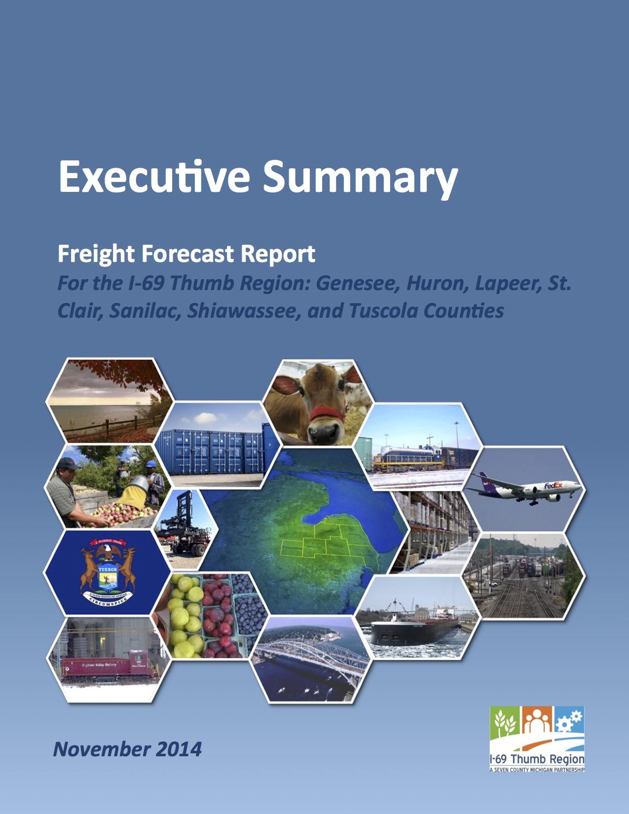 1-69 Thumb Freight Executive Summary