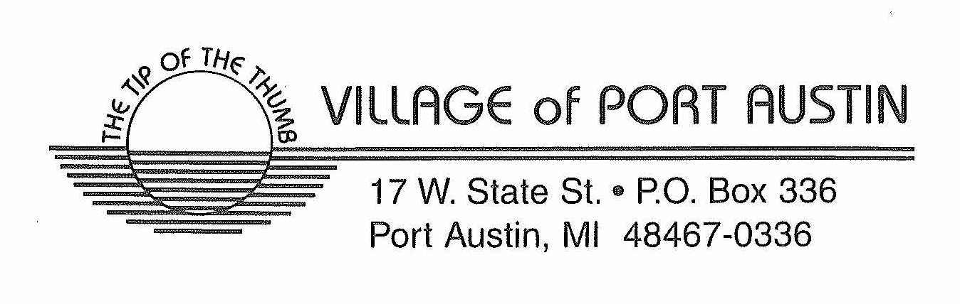 Port Austin Logo