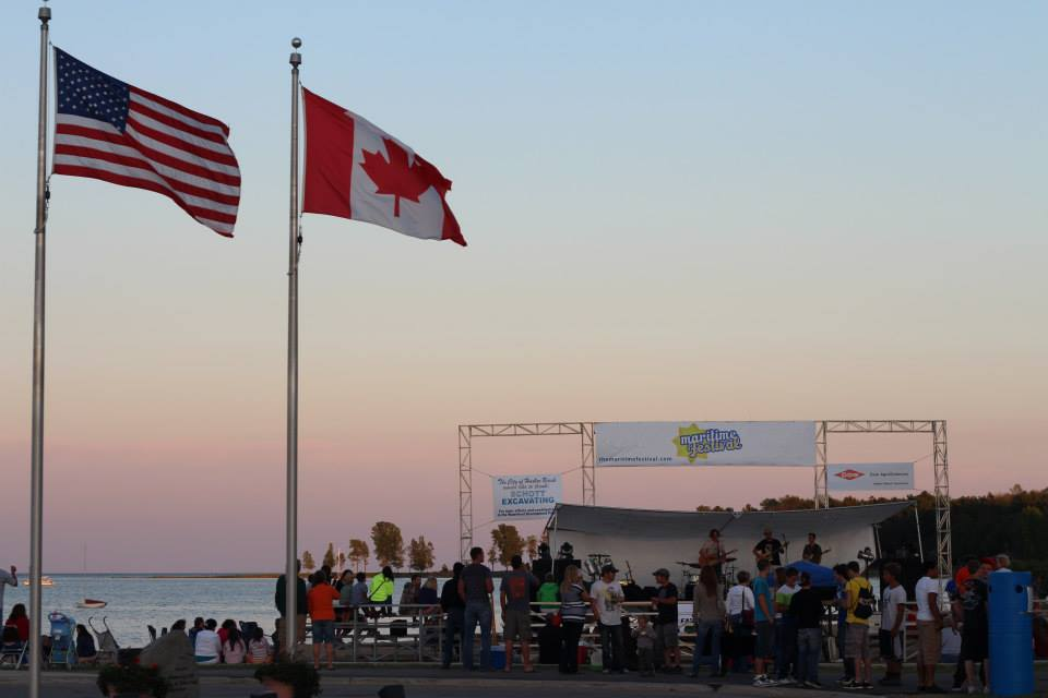 Harbor Beach Maritime Festival