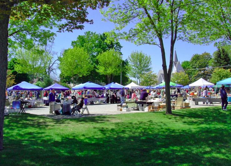 Port Austin Farmer's Market Vendors - Huron County Farmer's Markets