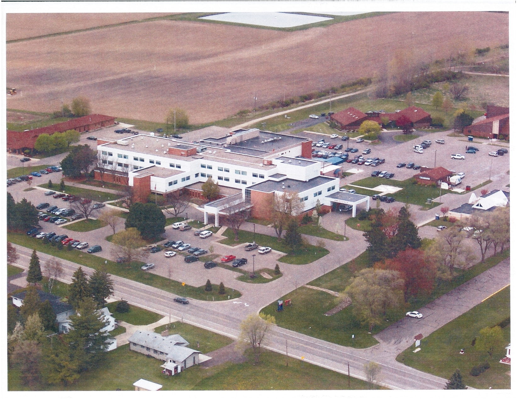 Huron Medical Center Overview Photo