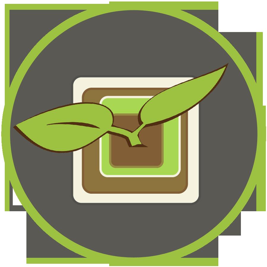 Business Soil Circle Icon