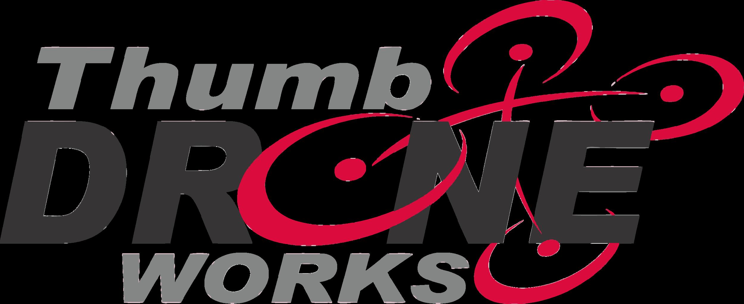 Thumb Drone Works Logo