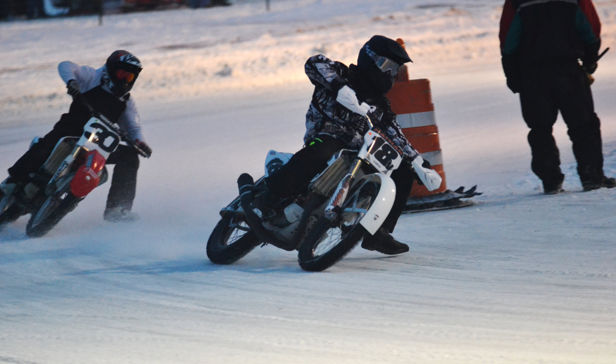 Ice Racing at MPX