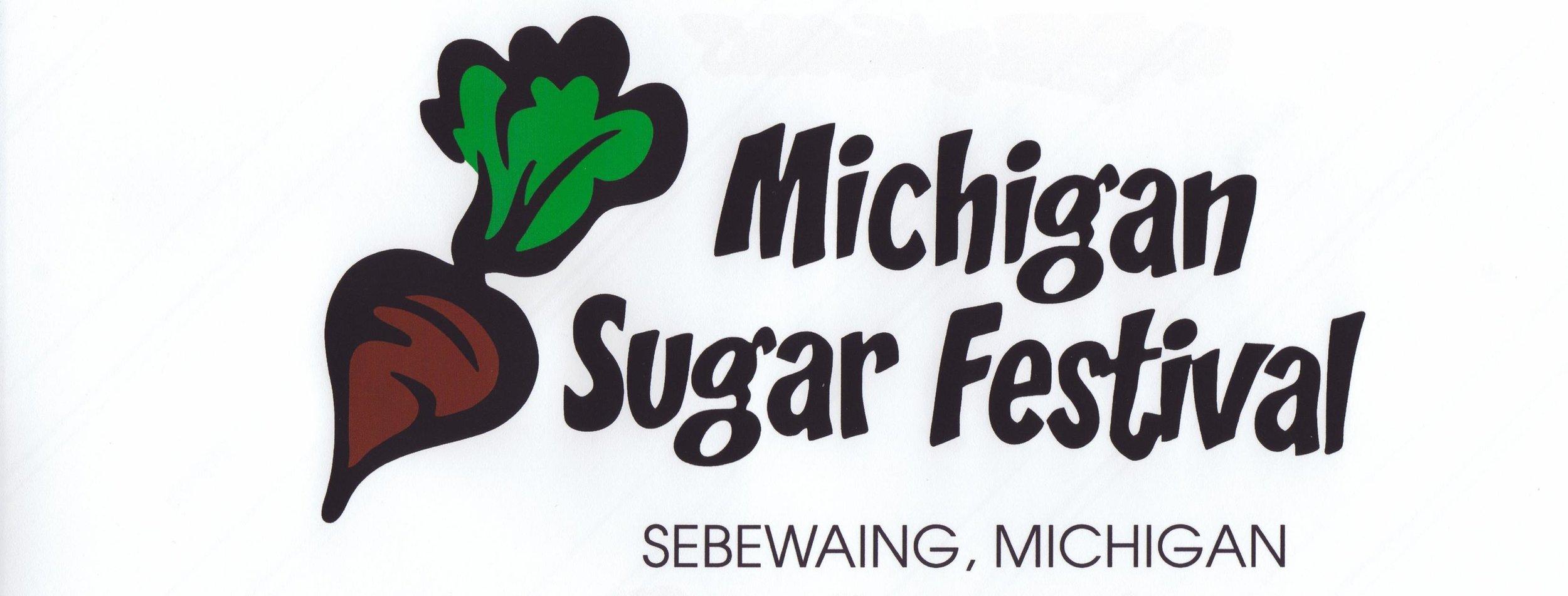 53rd Michigan Sugar Festival Banner