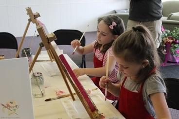 TurnerArts Art Camp for Kids