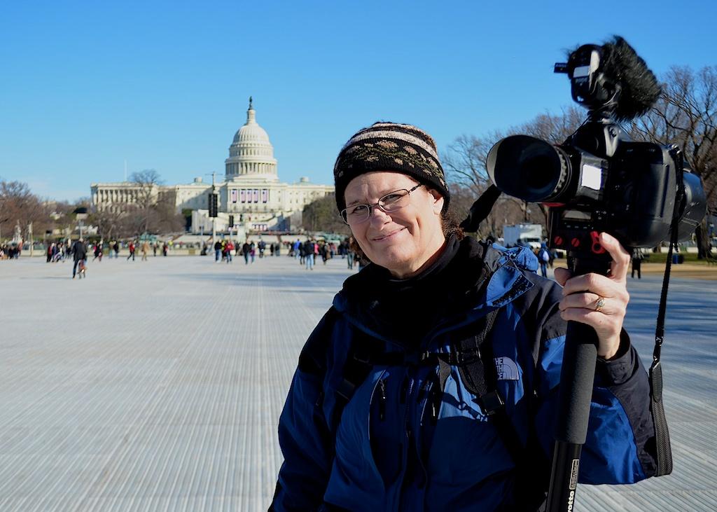 #13 Eileen, USA Today photographer
